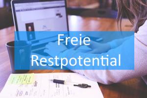 Freie Restpotential