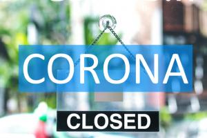 Corona geschlossen