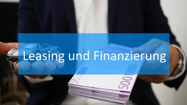 Leasing Finanzierung