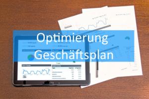 Optimierung Geschäftsplan