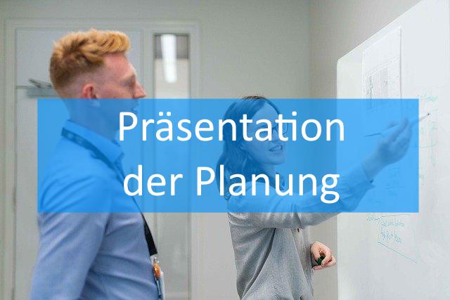 Planungspräsentation